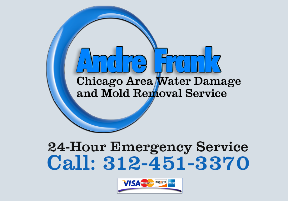 Chicago area water damage, sewage and flooded basement cleanup Call or text 312-451-3370